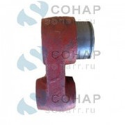 Корпус трещетки (муфта шкива большого) косилки Wirax Z-069 (5036020170) фото
