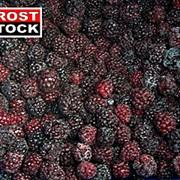 Замороженные ягоды. Ежевика и Клубника фото