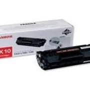 Canon FX-10 - для принтеров Canon FAX-L100/L120 (L-100/120) Canon LB MF-4018/4120/4140 фото