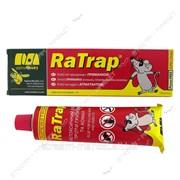 Клей в тубе от грызунов с приманкой RaTrap 135гр №150077 фото