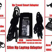 Зарядные устройства для ноутбуков и нетбуков фото