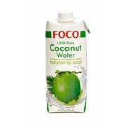 Кокосовая вода натуральная фото