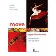Sue Kay Move Upper-Intermediate: Coursebook with CD-ROM фото