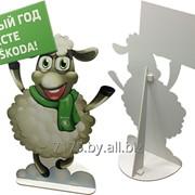 Ростовая фигура 100х80см ПВХ фото