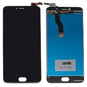 Дисплей для Meizu M3 Note (L681H) черный в сборе с тачскрином фото