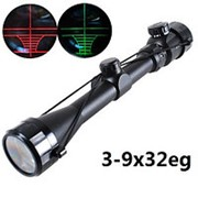 Оптический прицел Bushnell 3-9x32EG (переменная кратность / подсветка сетки) фото