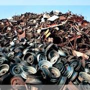 Сбор лома и отходов черных металлов фото