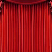 Химчистка гардин, портьер, драпировки помещений, занавесов и одежды сцены фото