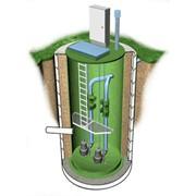 Станции канализационные насосные GRUNDFOS фото
