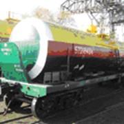 Капитальный ремонт вагонов-цистерн для желтого фосфора моделей 15-1412, 15-1525 фото