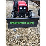 Отвал коммунальный механический ОС-1,8 МТЗ-320 фото