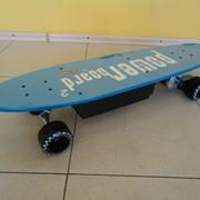 Электро скейтборд 100W фото