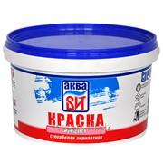Краска ВАК-20 с/белая моющаяся 2,5 кг.(ведро) фото