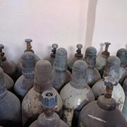 Баллоны под смесь (аргон-углекислота) фото