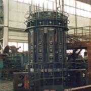 Электропечь РКО-5ФМН-И1 для получения среднеуглеродистого ферромарганца фото