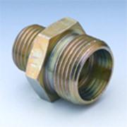 Резьбовое соединение, метрическая резьба, прямое, угловое, Т-образное и Х-образное, для спецтехники и промышлености фото