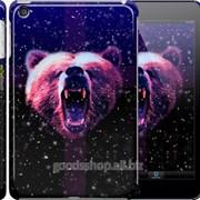 Чехол на iPad mini 3 Злой медведь 1074c-54 фото