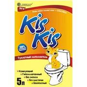 Наполнители для кошачьих туалетов KIS KIS фото