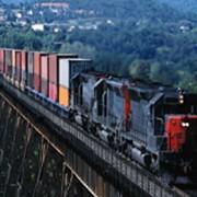 Железнодорожные контейнерные и вагонные перевозки фото