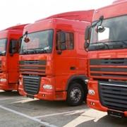 Услуги по автоперевозкам грузов. Грузоперевозки. фото