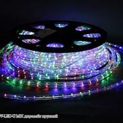 Sneha 11-2W-100M-220V-LED-U MIX дюралайт круглый фото