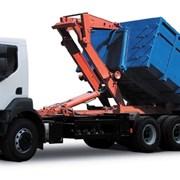 Услуги вывоза крупногабаритного мусора контейнерам фото