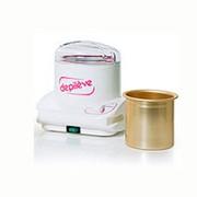 Depileve Нагреватель воска с крышкой для банок 800 г Depileve - Warmers Kits 1201002 1 шт. фото