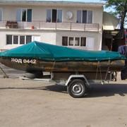 Чехлы для лодок фото