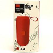 Портативная Bluetooth колонка (red) фото