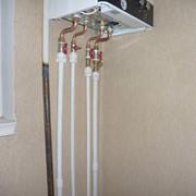 Установка электрических систем отопления , Украина фото