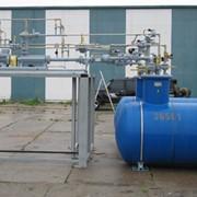 Станции газозаправочные с подземными резервуарами фото