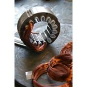Ремонт электродвигателей для редукторов приводов дверей и шлагбаумов фото