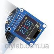 RGB OLED LCD 0.95'' 128x64 SPI фото