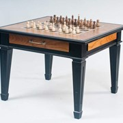 Шахматные столы фото