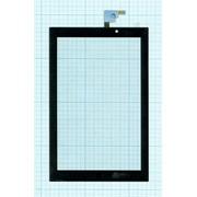Сенсорное стекло (тачскрин) для HP Slate 7 3G черный, Диагональ 7 фото