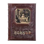 Подарочные книги ручной работы 'Библия Доре с гравюрой (М1)' фото