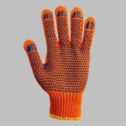 Перчатки с ПВХ точкой (перчатки в ассортименте) фото