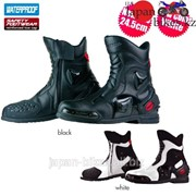 Мотоботы Komine Protect Sports Short Riding Boots фото