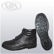 Ботинки юфтевые (B-03) фото