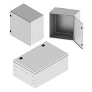 Шафа електромонтажна навісна металева СЕ з суцільними дверми IP65 600х500х200, DKC, R5CE0652 фото