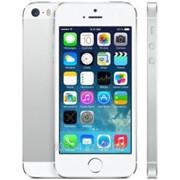 Телефон Apple IPhone 5s 64GB Silver фото