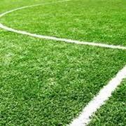Укладка травы, покрытий для теннисных кортов, спортивных площадок фото
