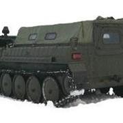 Транспортер гусеничный ГАЗ 34039-12 фото