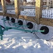 грабли - ворошилки колесные, производство РОССИЯ  фото