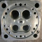 Крышка цилиндра для дизельного двигателя Д26.78.1 спч (аналог 5Д49.78.1 спч) фото