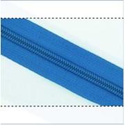 Молния рулонная обувная №7 в ассортименте, синяя фото