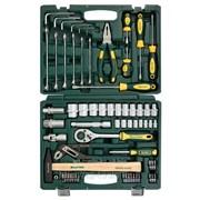 Набор Kraftool Ехpert Слесарно-монтажный инструмент, 66 предметов Код:27976-H66 фото