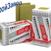 Базальтовая вата технониколь технофас эффект 1200х600 мм Киев фото