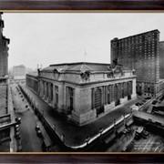 Картина Центральный вокзал, Андерхилл, Ирвинг фото