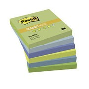 Блок-кубик Post-it 654-МТ 76х76 Хол.неон.радуга,6бл. фото